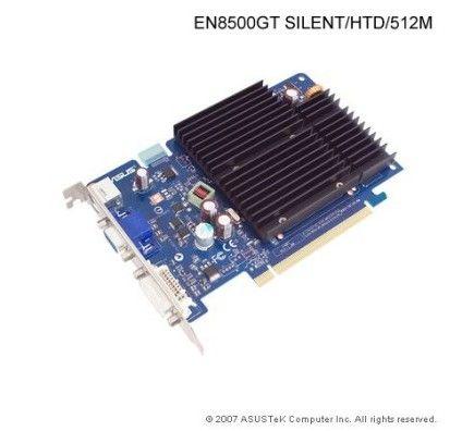Asus EN8500GT Silent HTD 256Mo