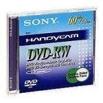Sony DVD-RW DL 2.8 Go - 2x (Boite CD x1)
