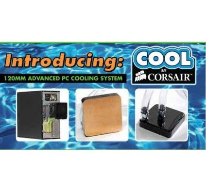 Corsair Cool Kit (Pour socket 478 & Athlon 64)