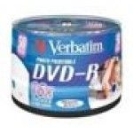 Verbatim DVD-R 4.7 Go - 16x (Spindle x50) Imprimable
