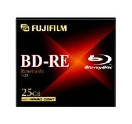 Fujifilm BD-RE 25 Go - 2x (Boite CD x1)