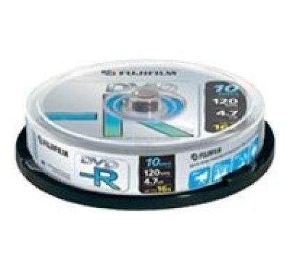 Fujifilm DVD-R 4.7 Go - 16x (Spindle x10)