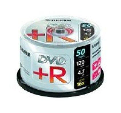 Fujifilm DVD+R 4.7 Go - 16x (Spindle x50)