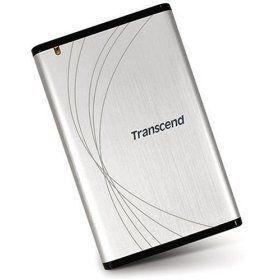 Transcend Boitier StoreJet 2.5'' Gris