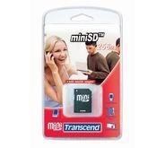 Transcend Mini SD Card 512Mo