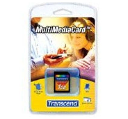 Transcend MultiMedia Card 128Mo