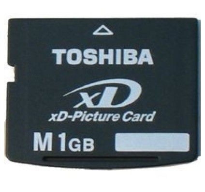Toshiba XD Picture Card 1 Go