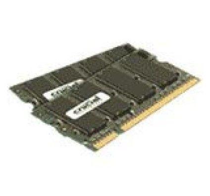 Crucial So-Dimm PC5300 4096Mo DDR2 (2x2048Mo)