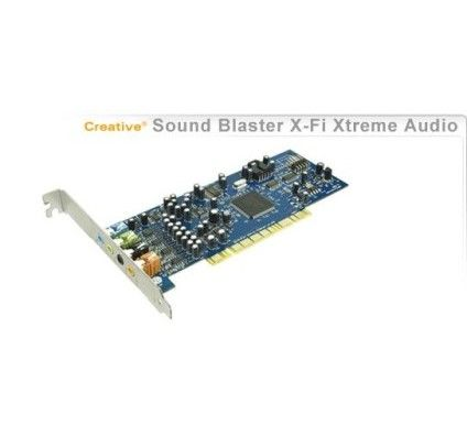Creative SoundBlaster X-FI Xtreme Audio (PCI)