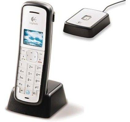 Logitech Cordless Internet Handset Téléphone
