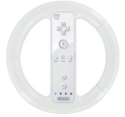 BigBen Volant officiel Wii