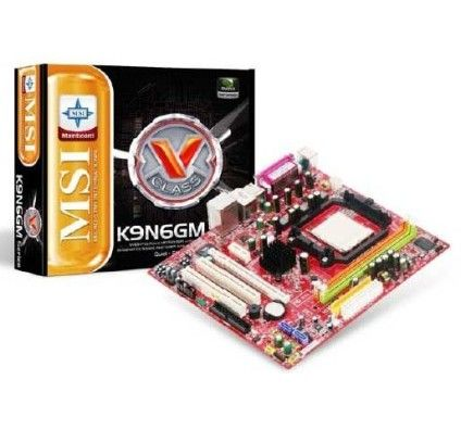 MSI K9N6SGM-V