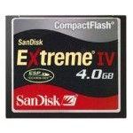 SanDisk Compact Flash Extreme IV 4Go