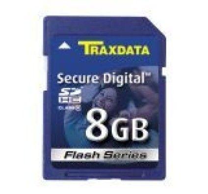 Traxdata SDHC 8Go Class 2