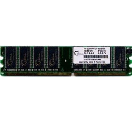 G.Skill PC3200 512Mo DDR NT