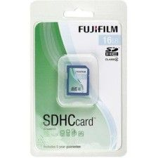 Fujifilm SDHC 16Go Class 4