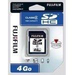 Fujifilm SDHC 4Go Class 4