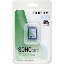 Fujifilm SDHC 8Go Class 4