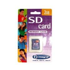 Integral SD card 2Go