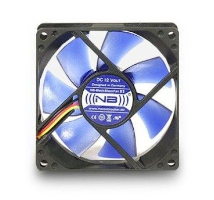Noiseblocker BlackSilentFan X1