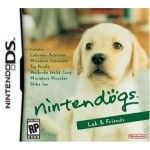 Nintendo DS Rose + Nintendogs Labrador