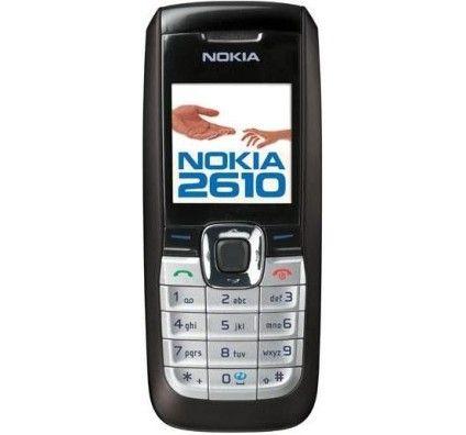 Nokia 2610 (Black)