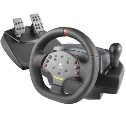 Logitech MOMO Racing Force Feedback