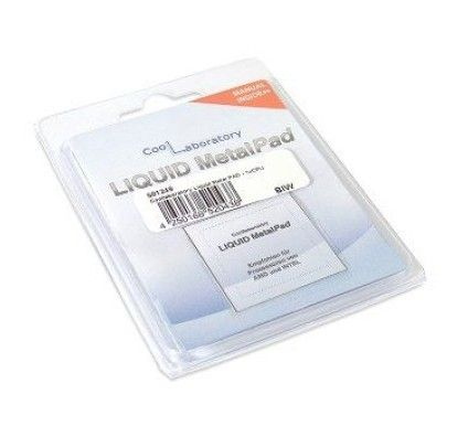 Coollaboratory Liquid Metalpad - CPU