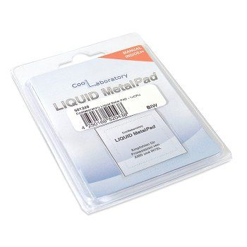 Coollaboratory Liquid Metalpad - CPU