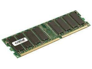 Crucial PC3200 512Mo DDR