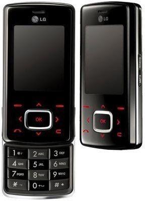 LG KG800 Chocolate (Black)