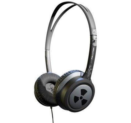 iFrogz EarPollution Toxix (Silver)