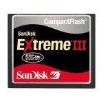 SanDisk Compact Flash Extreme III 4Go
