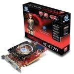 Sapphire Radeon HD4770 512Mo