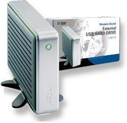 WD 250 GO USB2 Essential