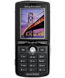 Sony Ericsson K750i (Black)