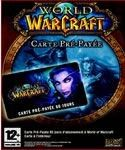 Carte prépayée 2 mois World of Warcraft