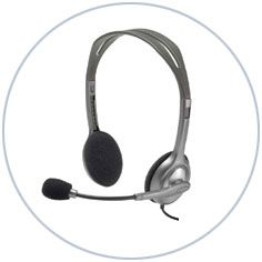 Labtec Stereo 242 Headset