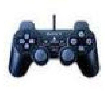 Manette Dual Shock 2 Noire PS2