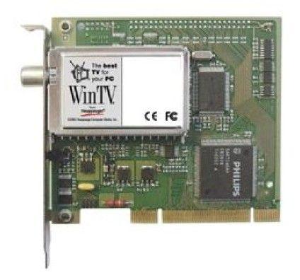 Hauppauge WinTV Nova-T PCI