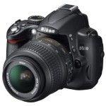 Nikon D5000 (Black) + AF-S DX 18-55