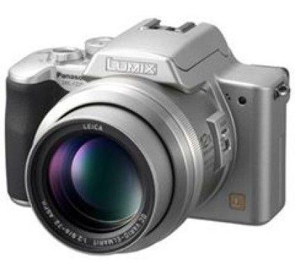 Panasonic Lumix DMC-FZ20 (Silver)