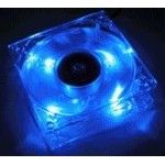 Cooler Master TLF-S12-EB ventilateur néon bleu