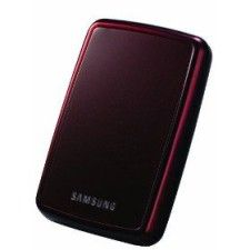 Samsung S2 Portable 500Go (Rouge)