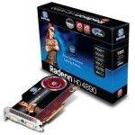 Sapphire Radeon HD4890 OC 1Go