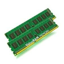 Kingston Value DDR3-1066 CL7 8Go (2x4Go)