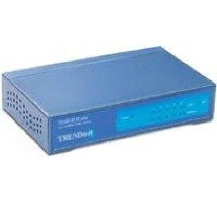 Trendnet TE100-S55E+ switch 5 ports