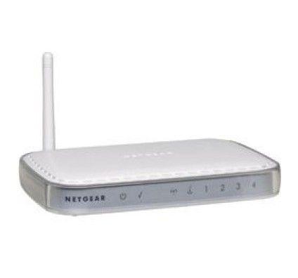 Netgear WGT624 Routeur Firewall sans fil 108 Mbp/s