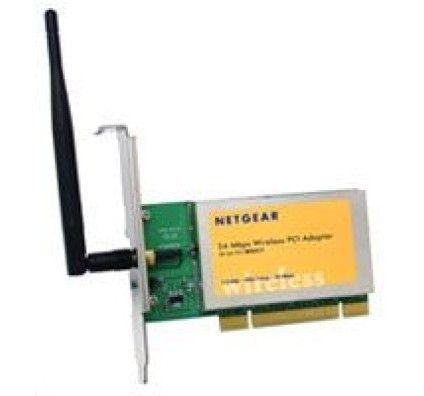 Netgear WG311 Carte PCI sans fil 54 Mbp/s