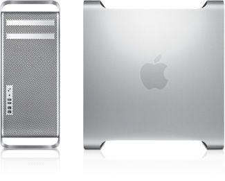 Apple Mac Pro MB535F/A 2 x Quad Core Xeon 2.26 GHz